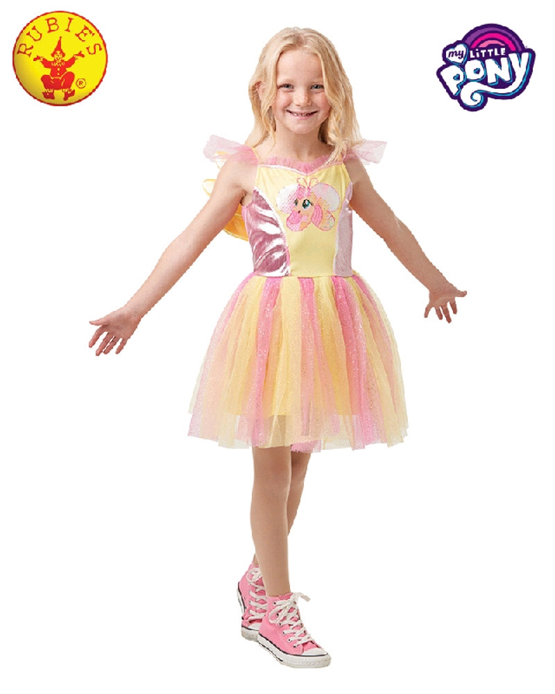 My Little Pony Fluttershy Premium Girls Costume
