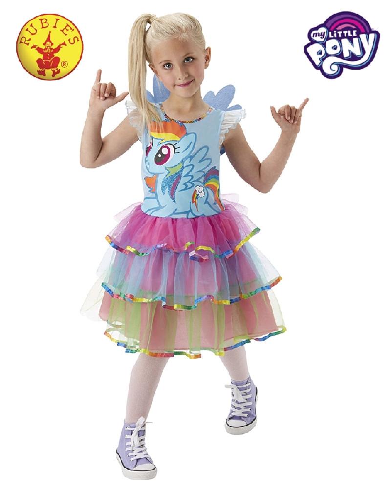 My Little Pony Rainbow Dash Deluxe Girls Costume