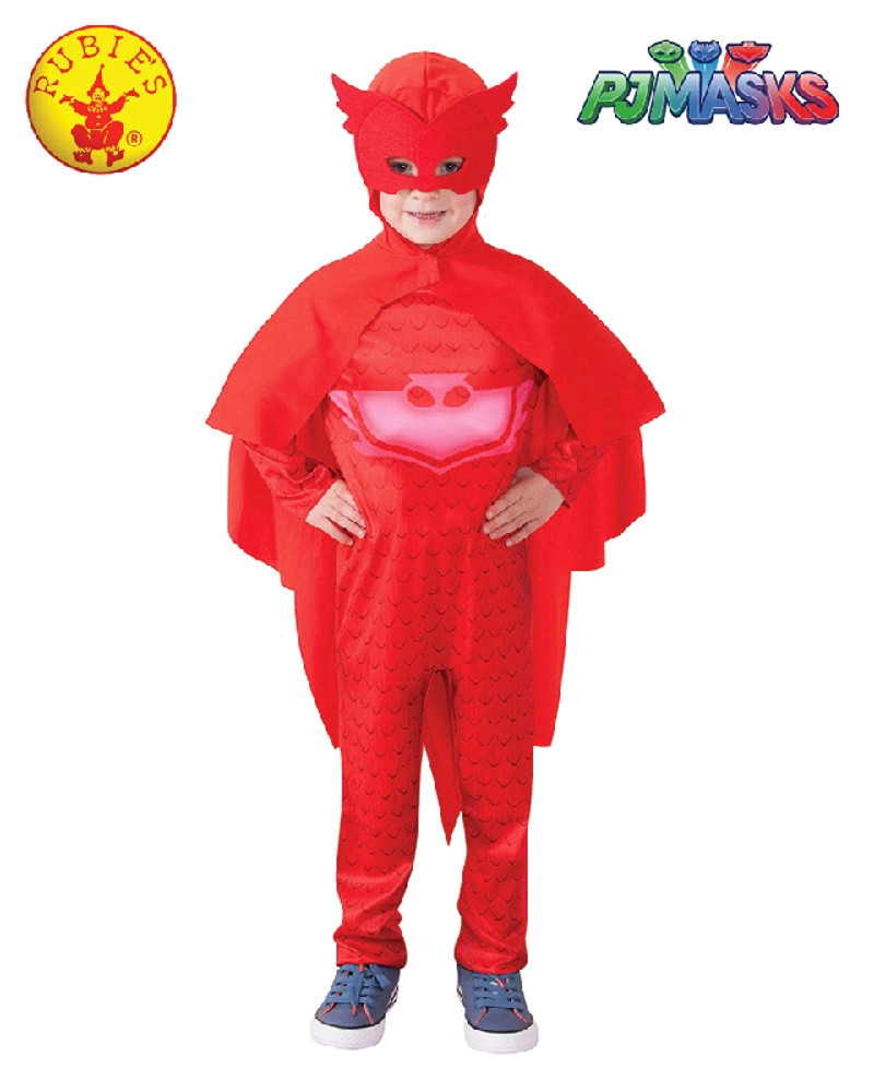 PJ Masks Owlette Child Classic Costume