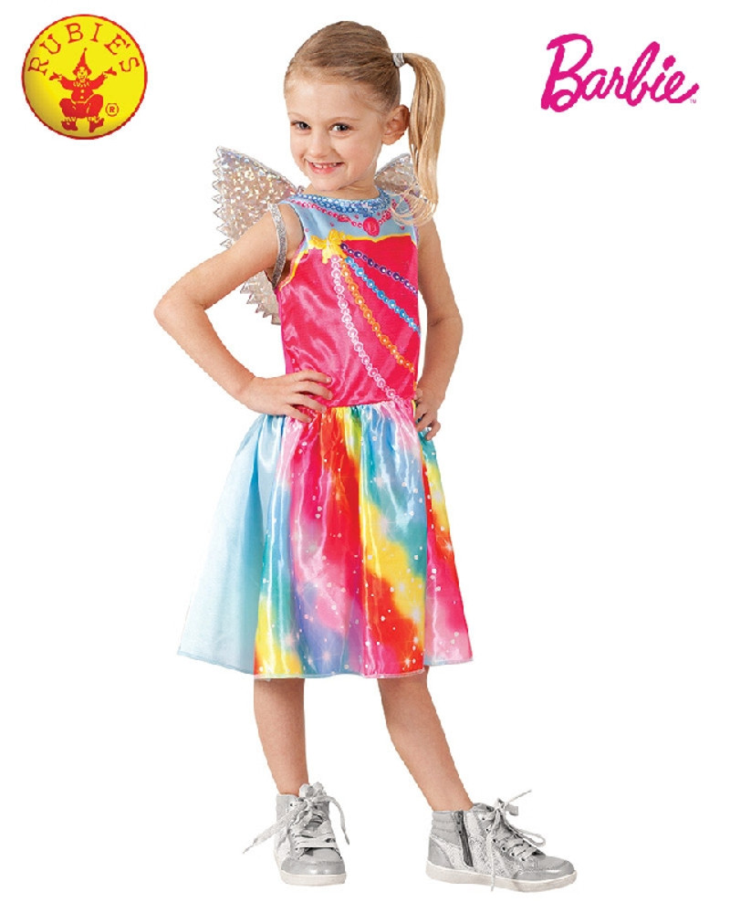 Barbie Fairy Girls Costume