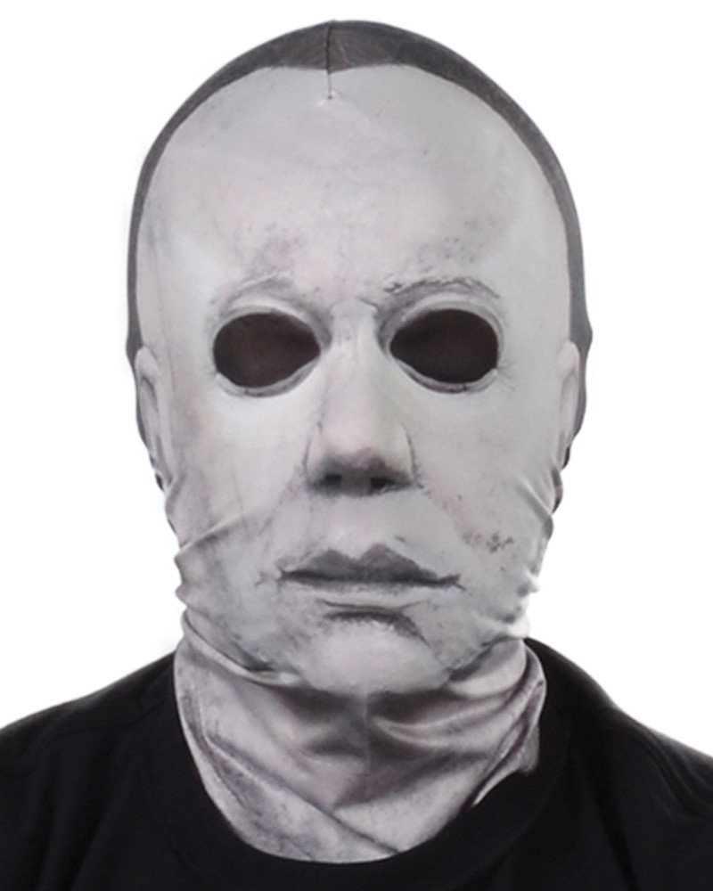 Michael Myers Mask Faux Real
