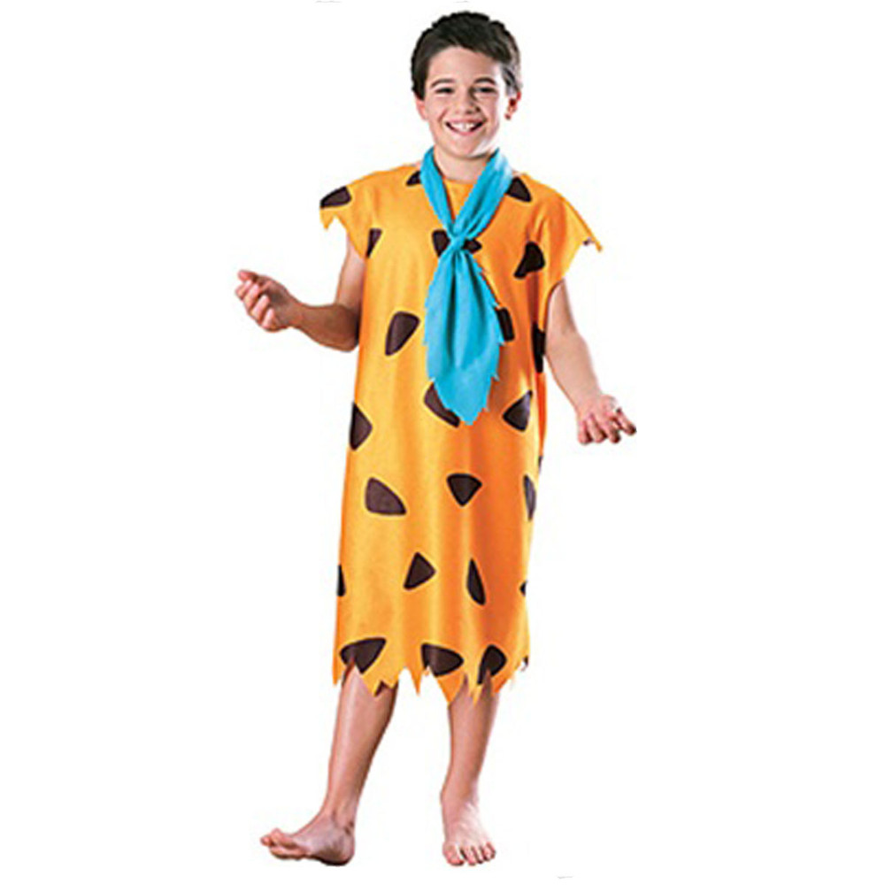 Fred Flintstone Boys Costume
