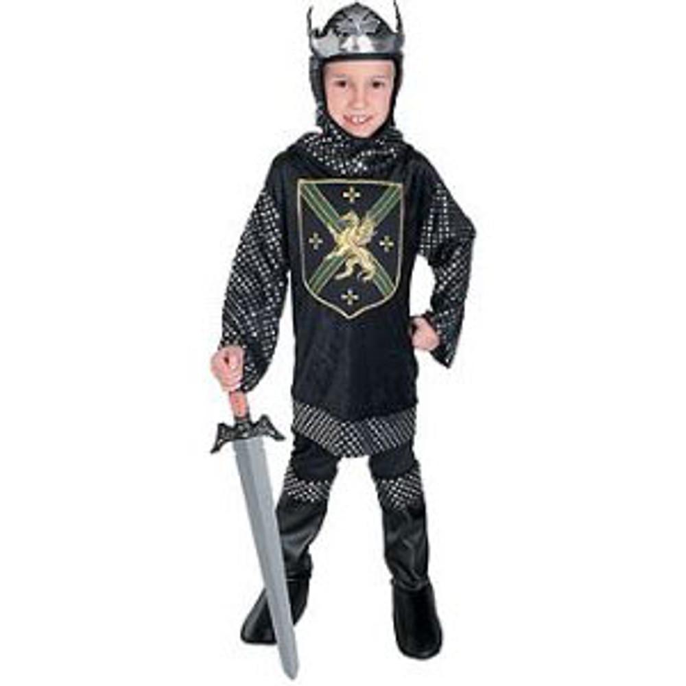 Warrior King Boy Costume