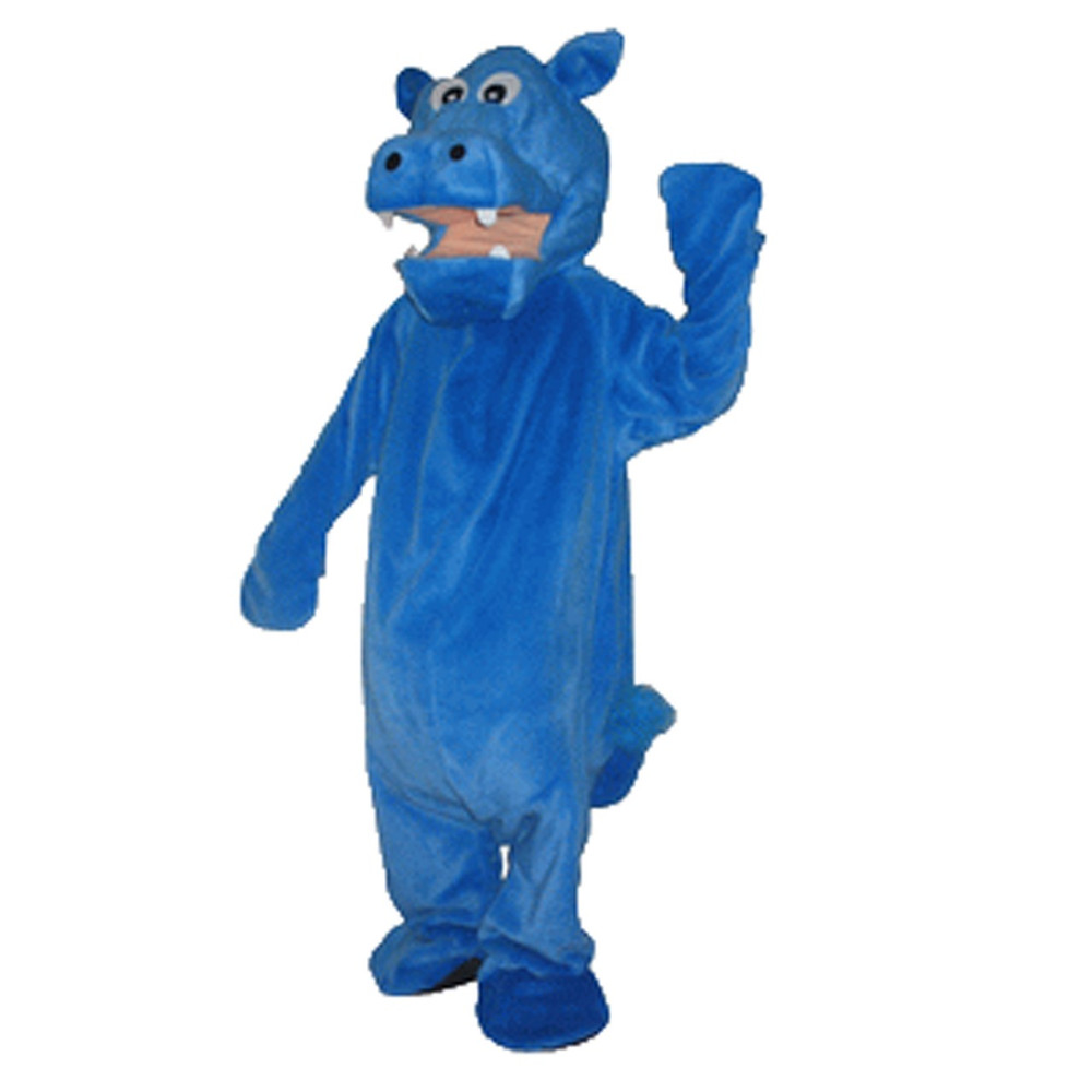 Hippopotamus Animal Costume