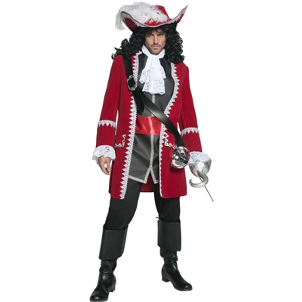 Pirate Captain Authentic Costume