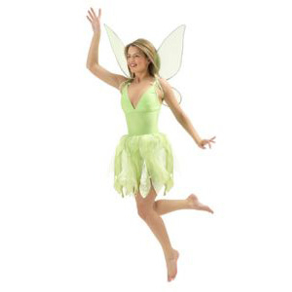 Tinkerbell Womens Costumes