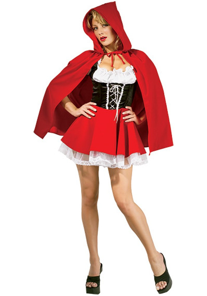 Little Red Riding Hood Womens Costumes