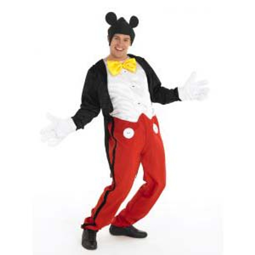 Mickey Mouse Mens Costumes
