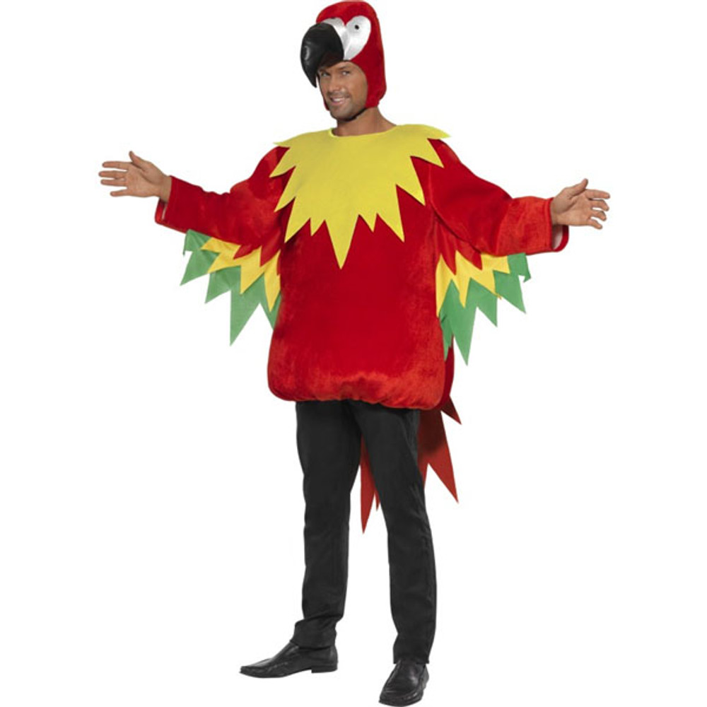 Parrot Animal Adult Costume