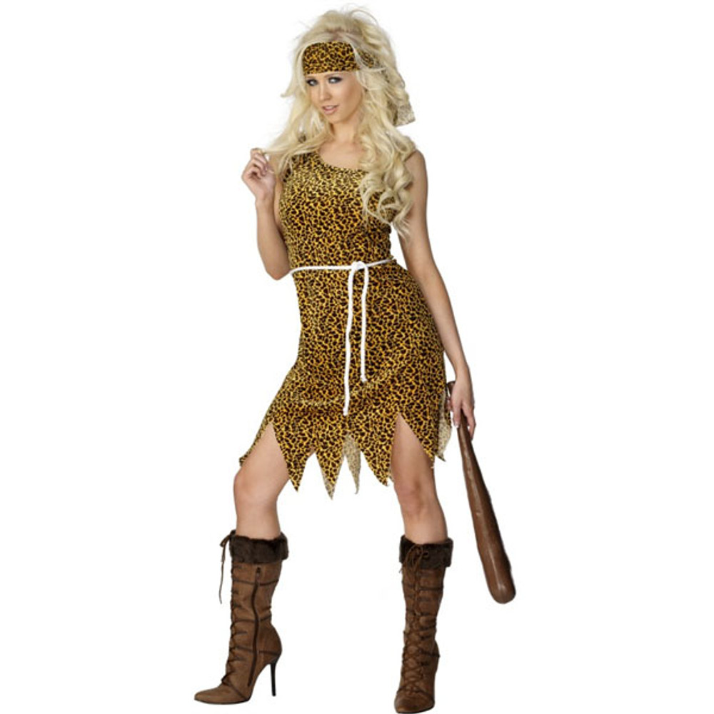 Cavewoman Adult Costume