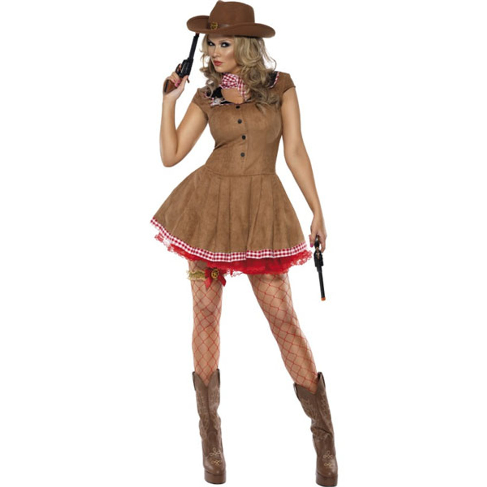 Adult Wild West Womens Costume