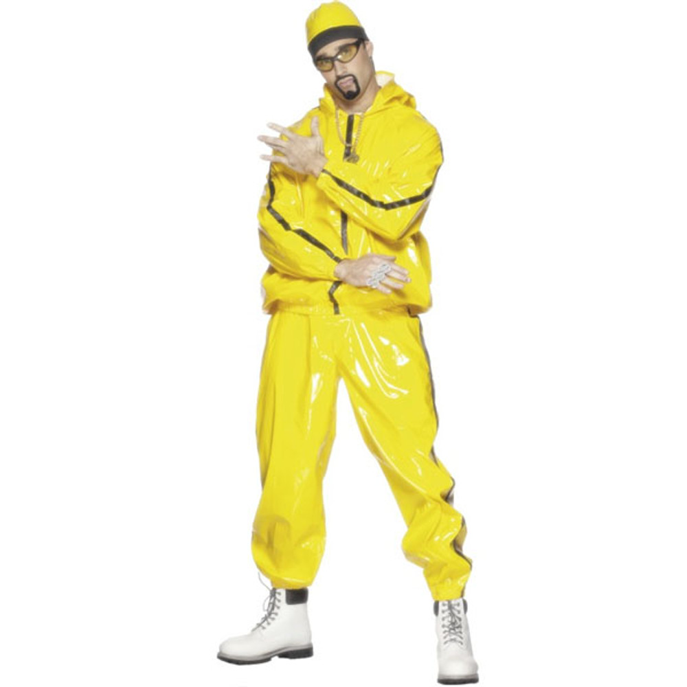 Rapper Ali G Mens Suit