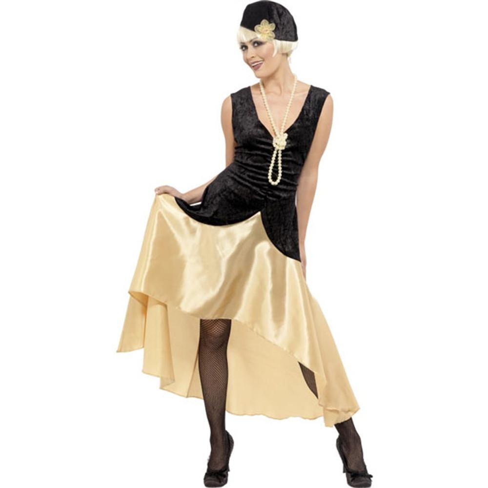 20s Gatsby Girl Womens Costume