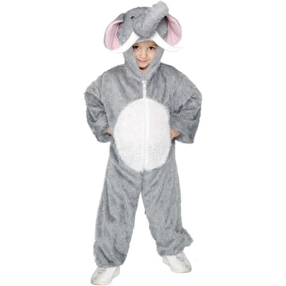 Elephant Kids Animal Costume