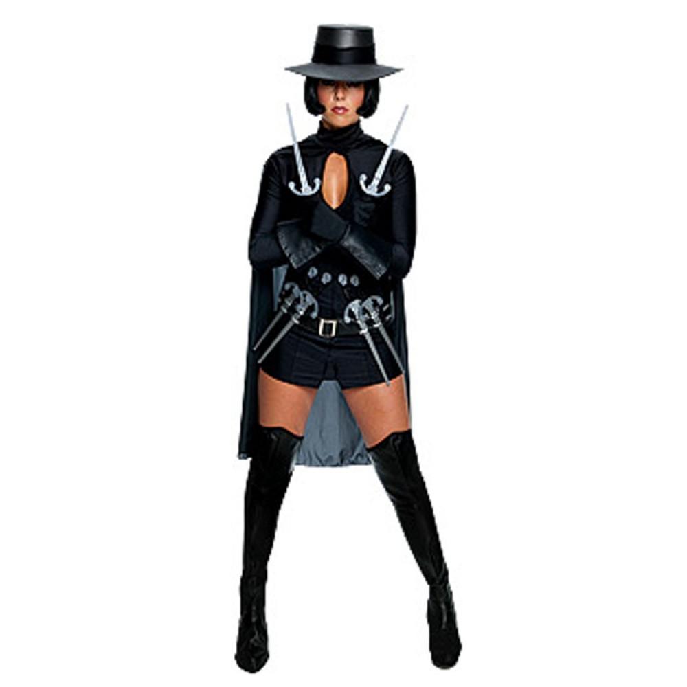 V for Vendetta Womens Costume