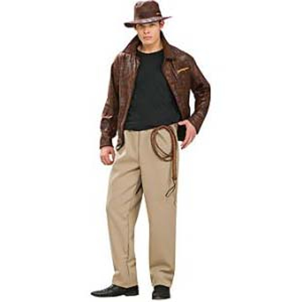 Indiana Jones - Deluxe Mens Costumes