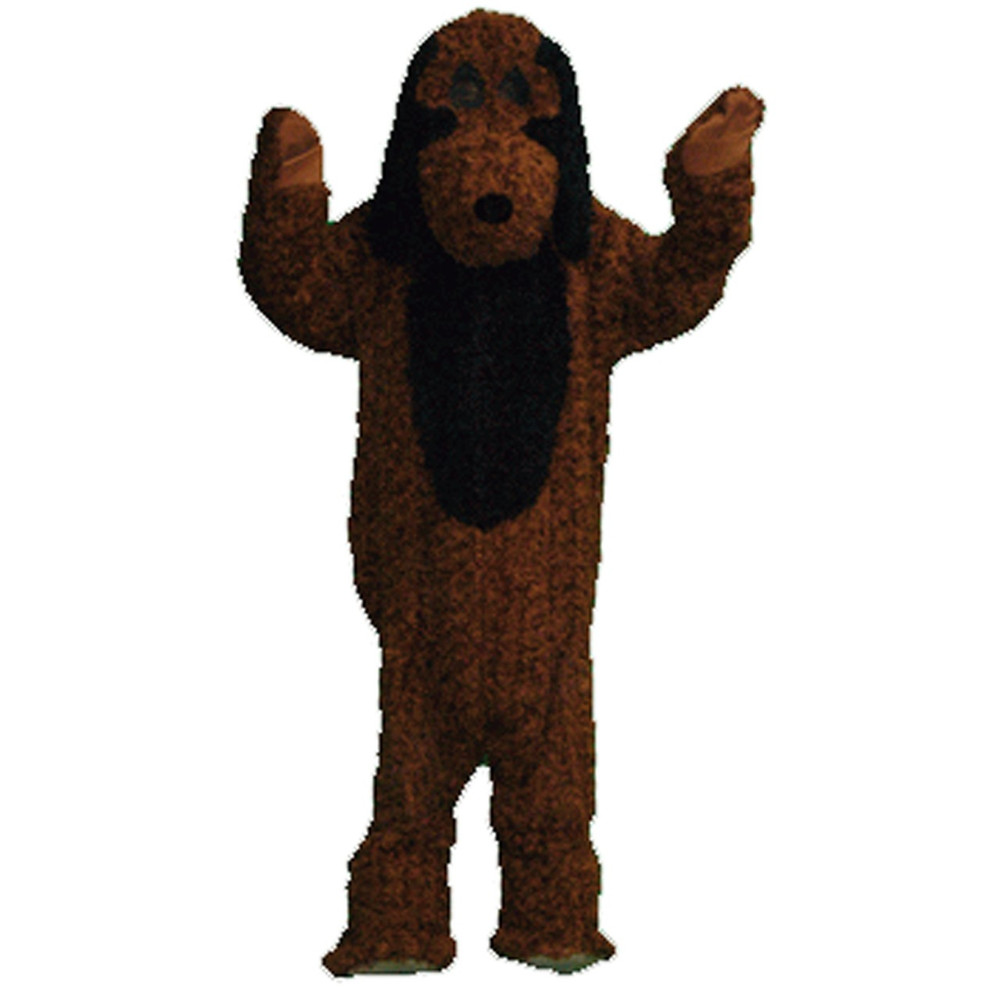 Dog (Black Brown) Animal Costume