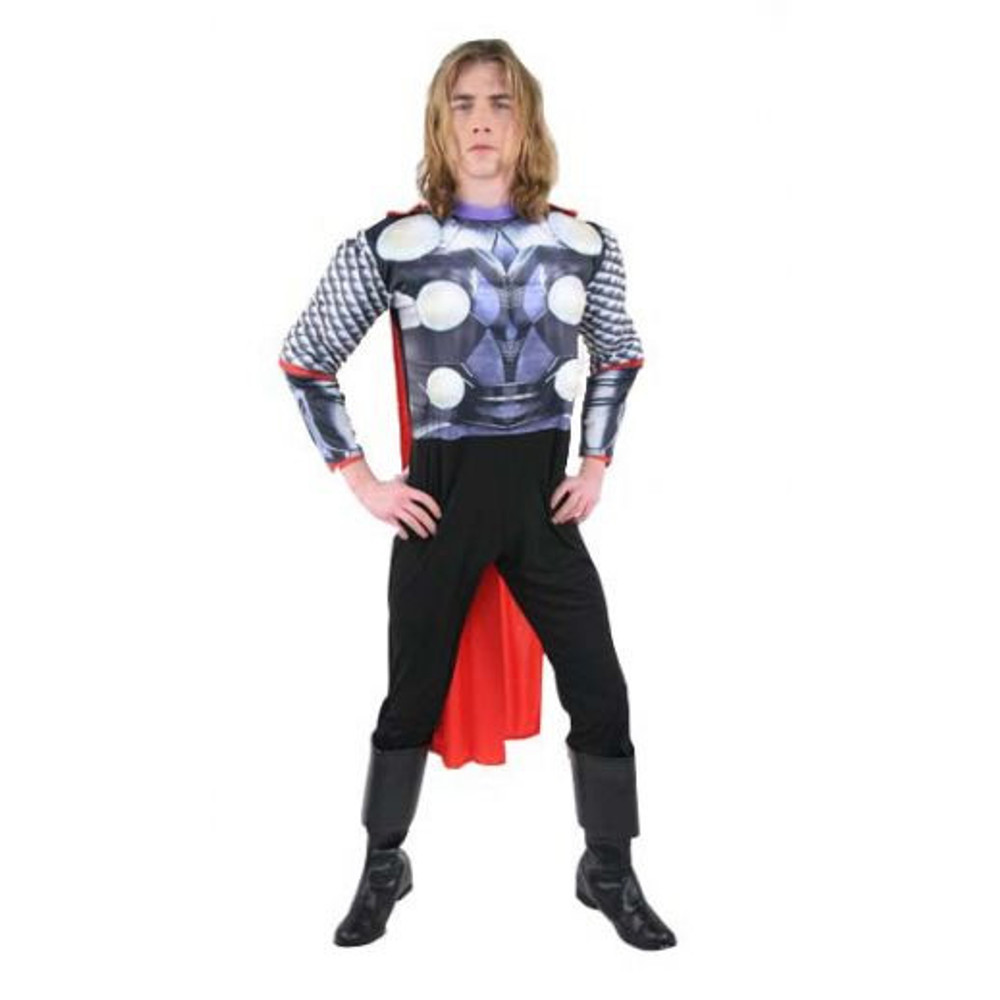 Thor Mens Superhero Costume