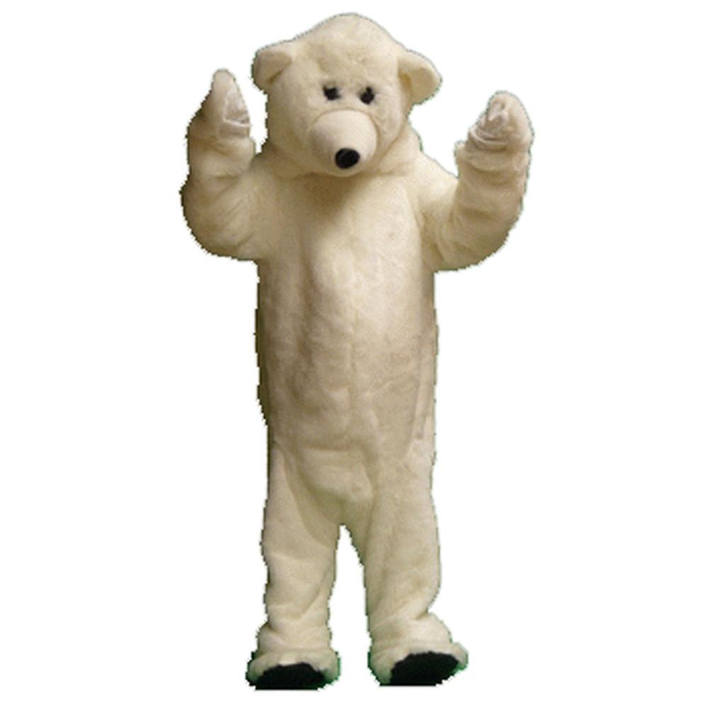 Polar Bear Animal Costume