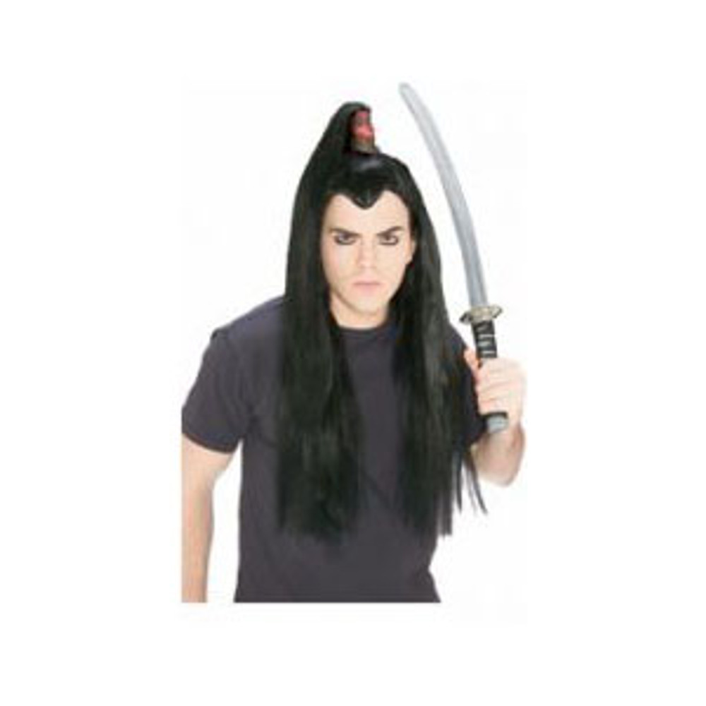 Japanese Samurai Ninja Wig