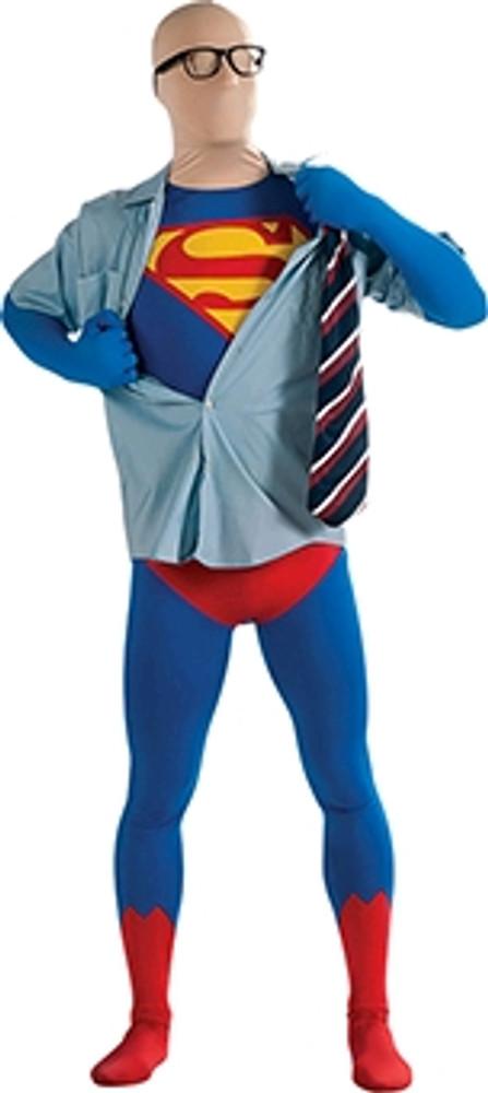 2nd Skin Superman Costume