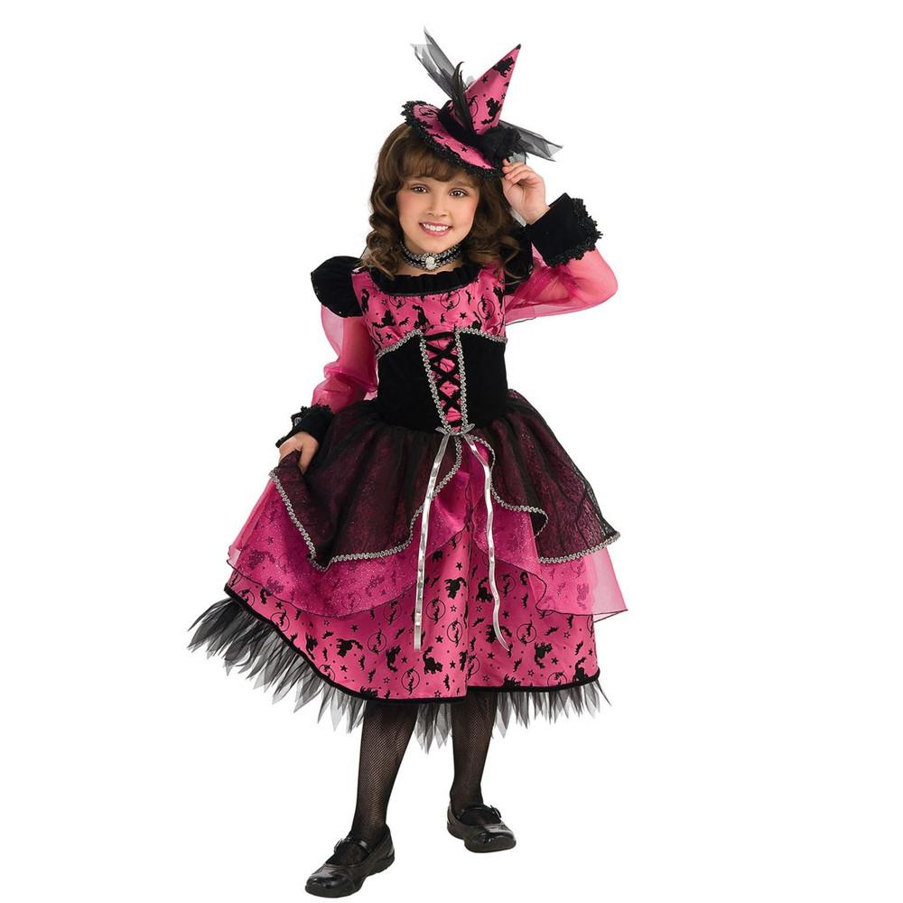 Victorian Witch Girls Costume