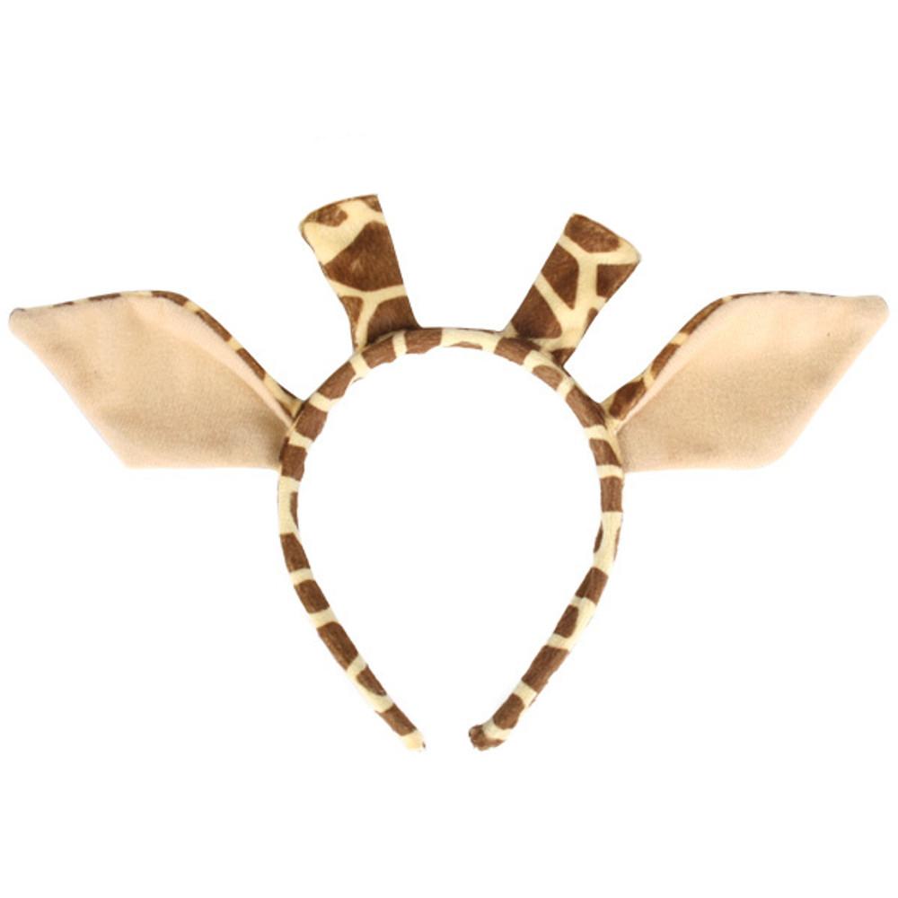 Giraffe Ears on Headband