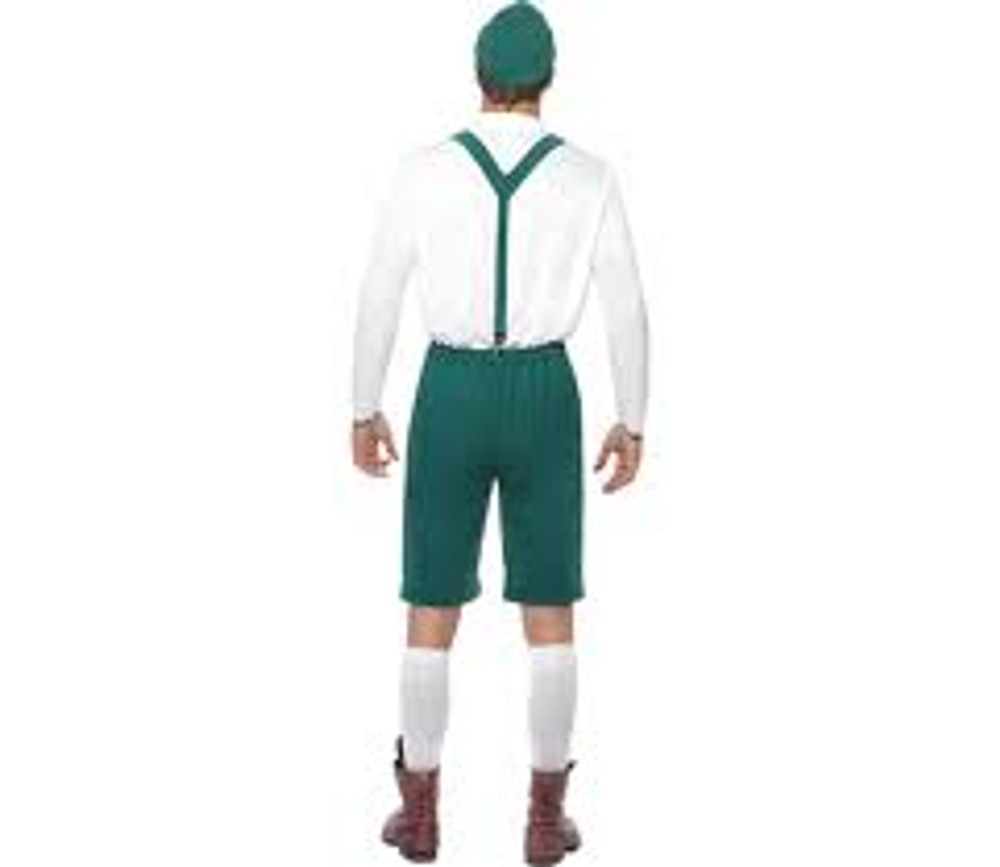 German Oktoberfest Mens Costume