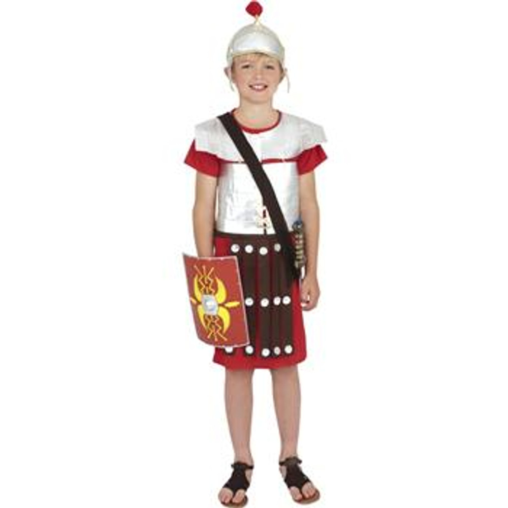 Roman/Greek Soldier Kids Costume