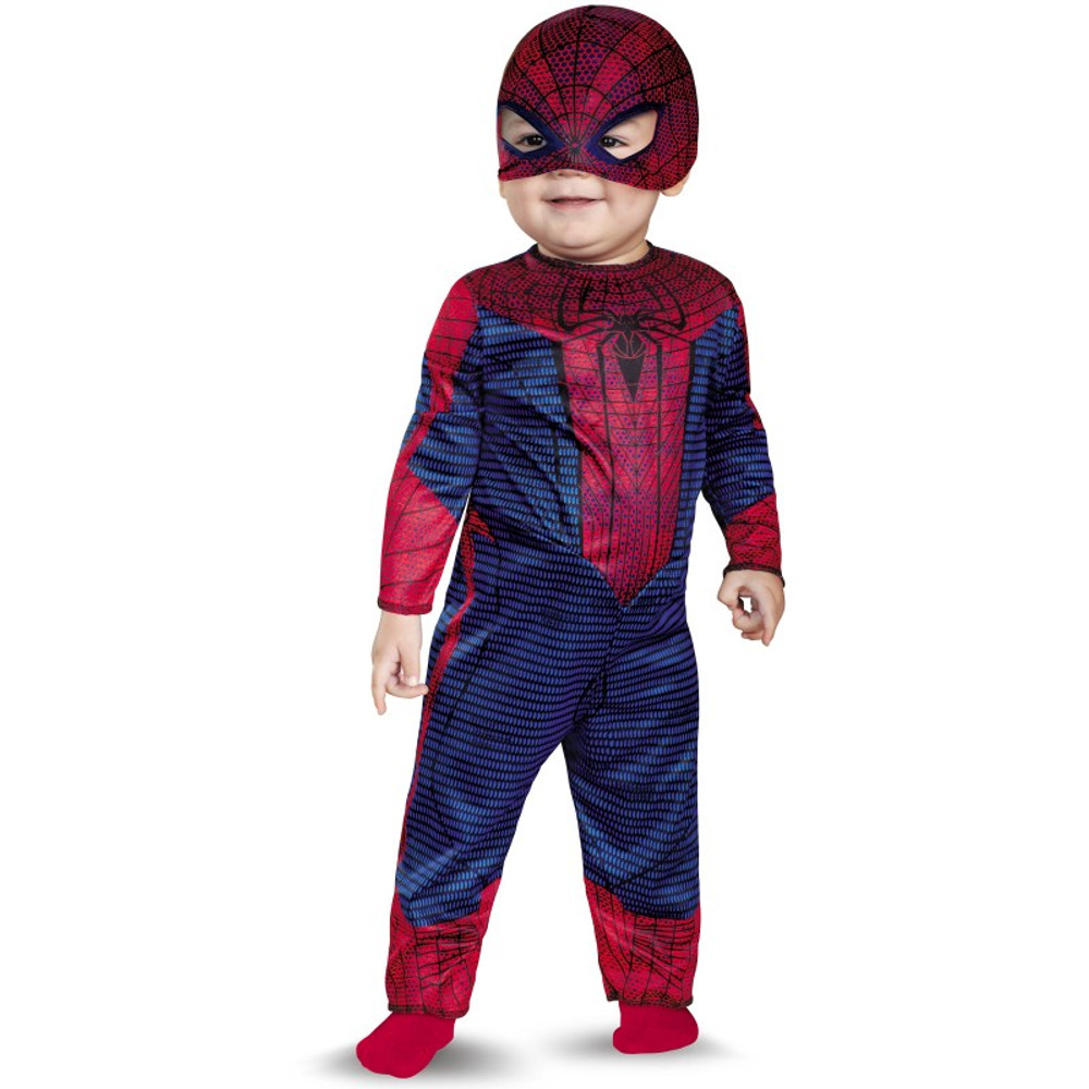 Spiderman The Amazing Spider-Man Infant /Toddler Costume