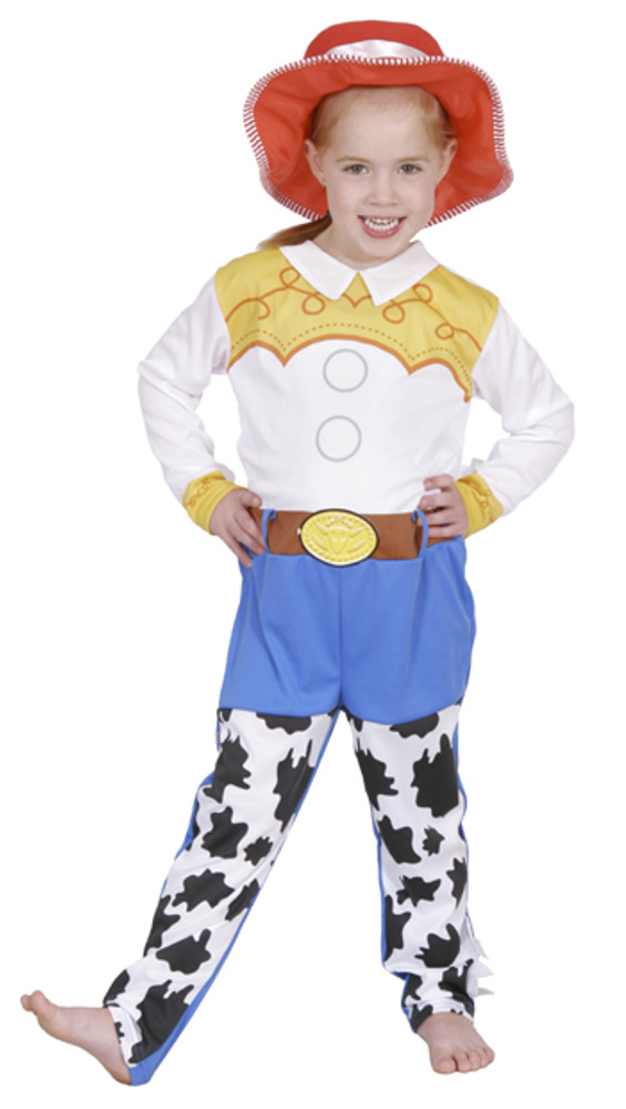 Toy Story Jessie Girls Costume