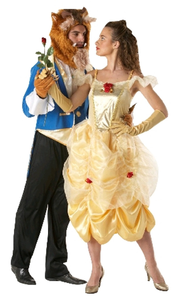 Belle (Beauty and the Beast) Womens Costumes