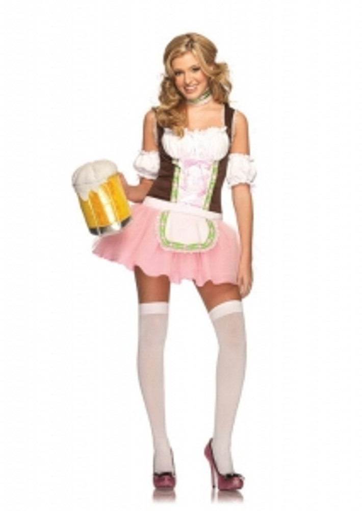 Beer Garden Babe Womens Costume