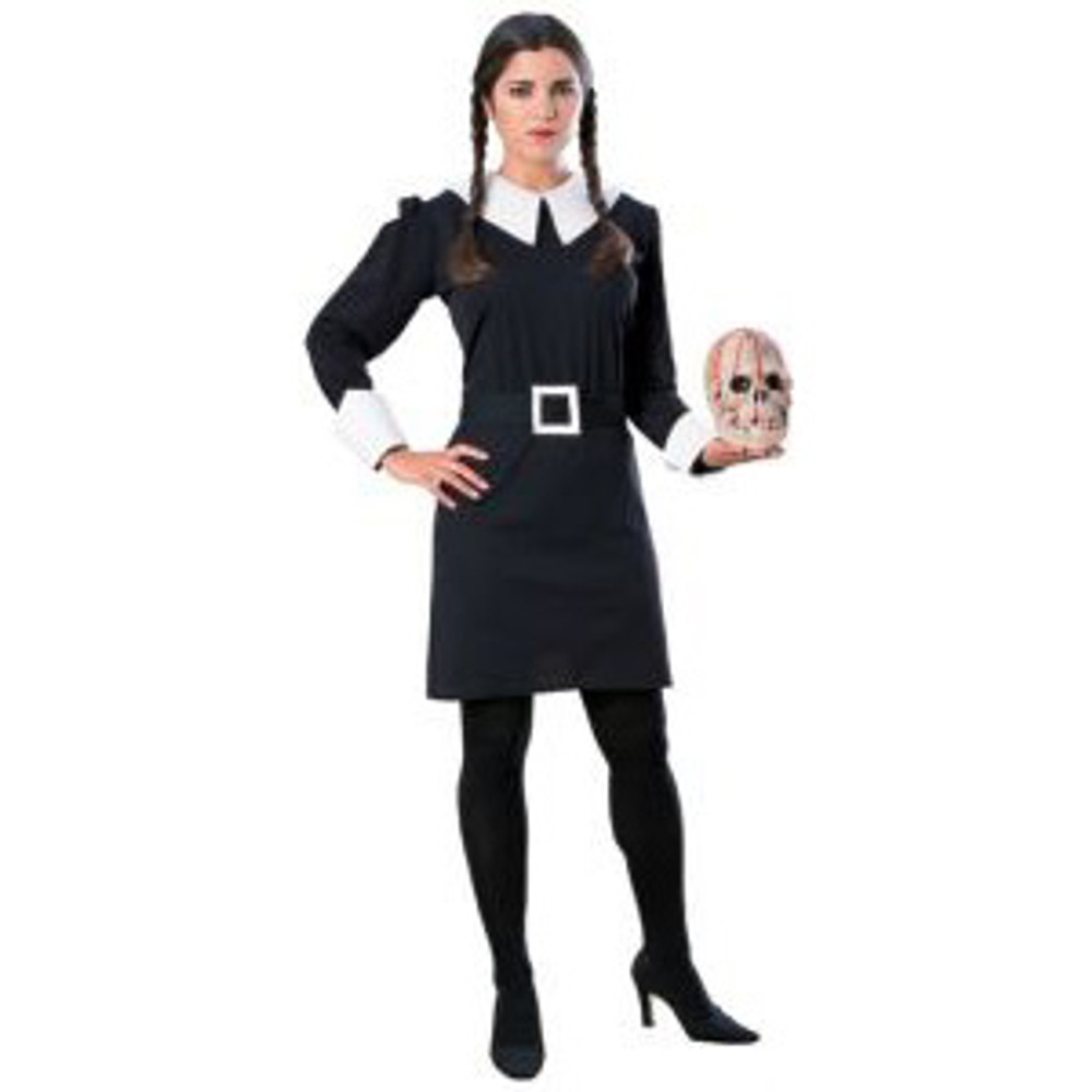Wednesday Addams Womens Costumes