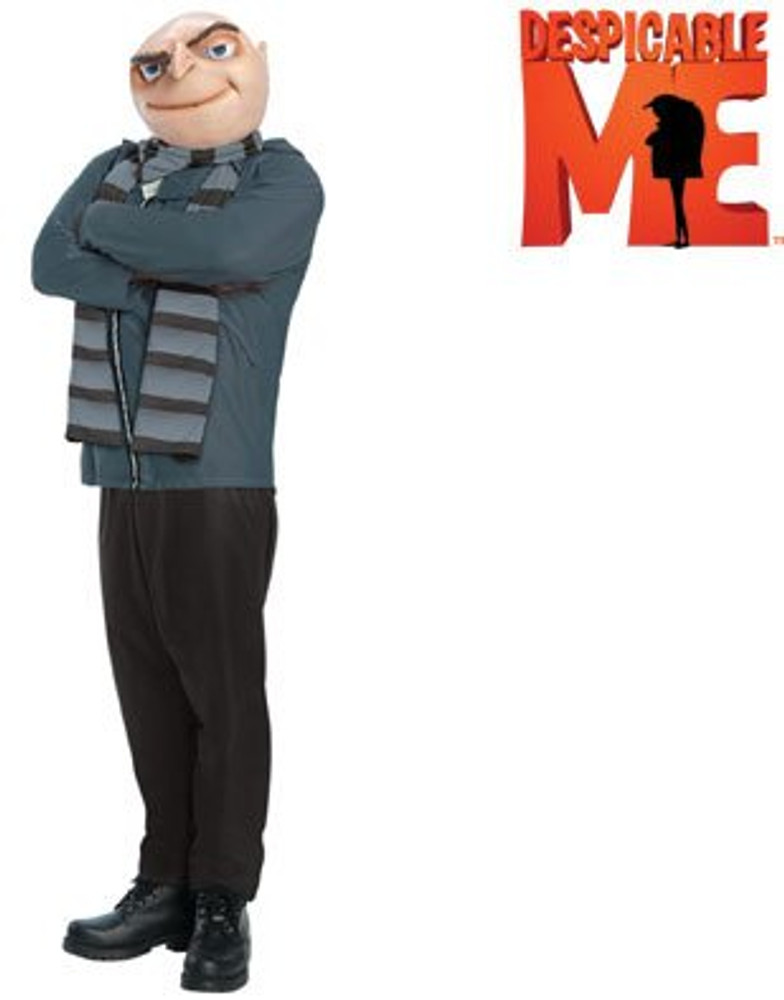 Despicable Me Gru Men's Costume