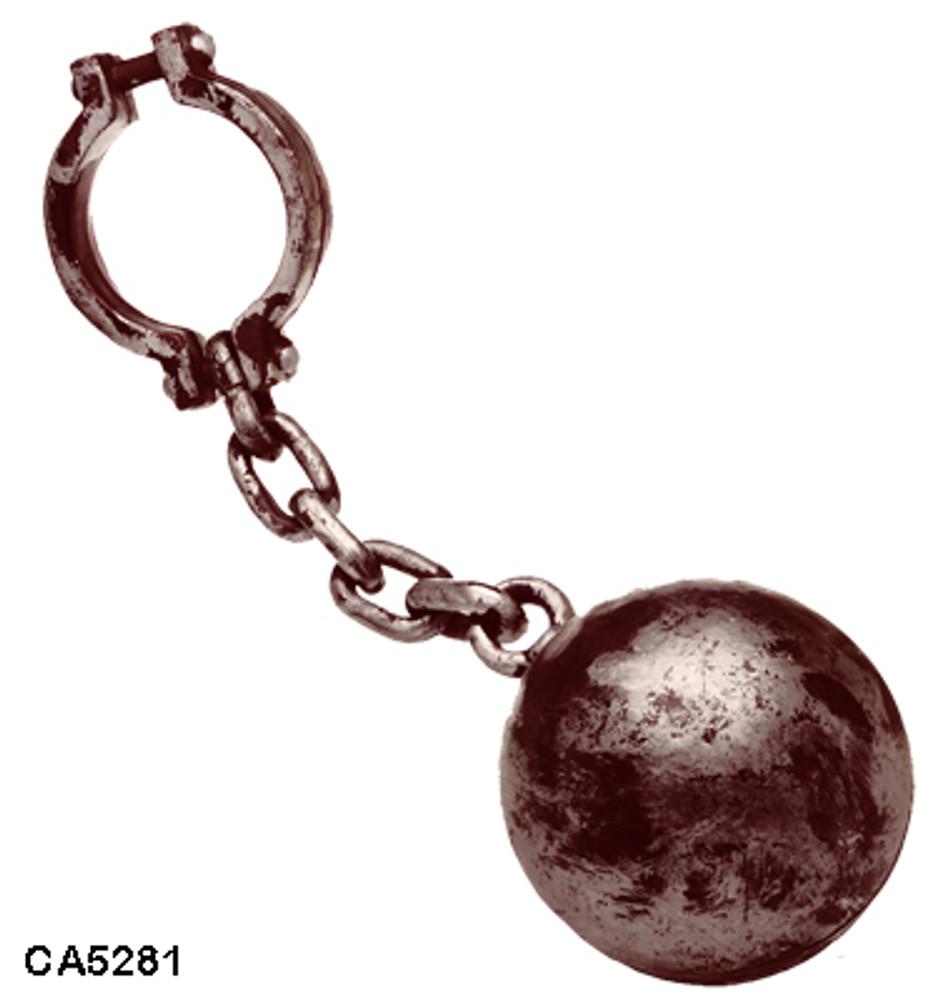 Prisoners Ball & Chain