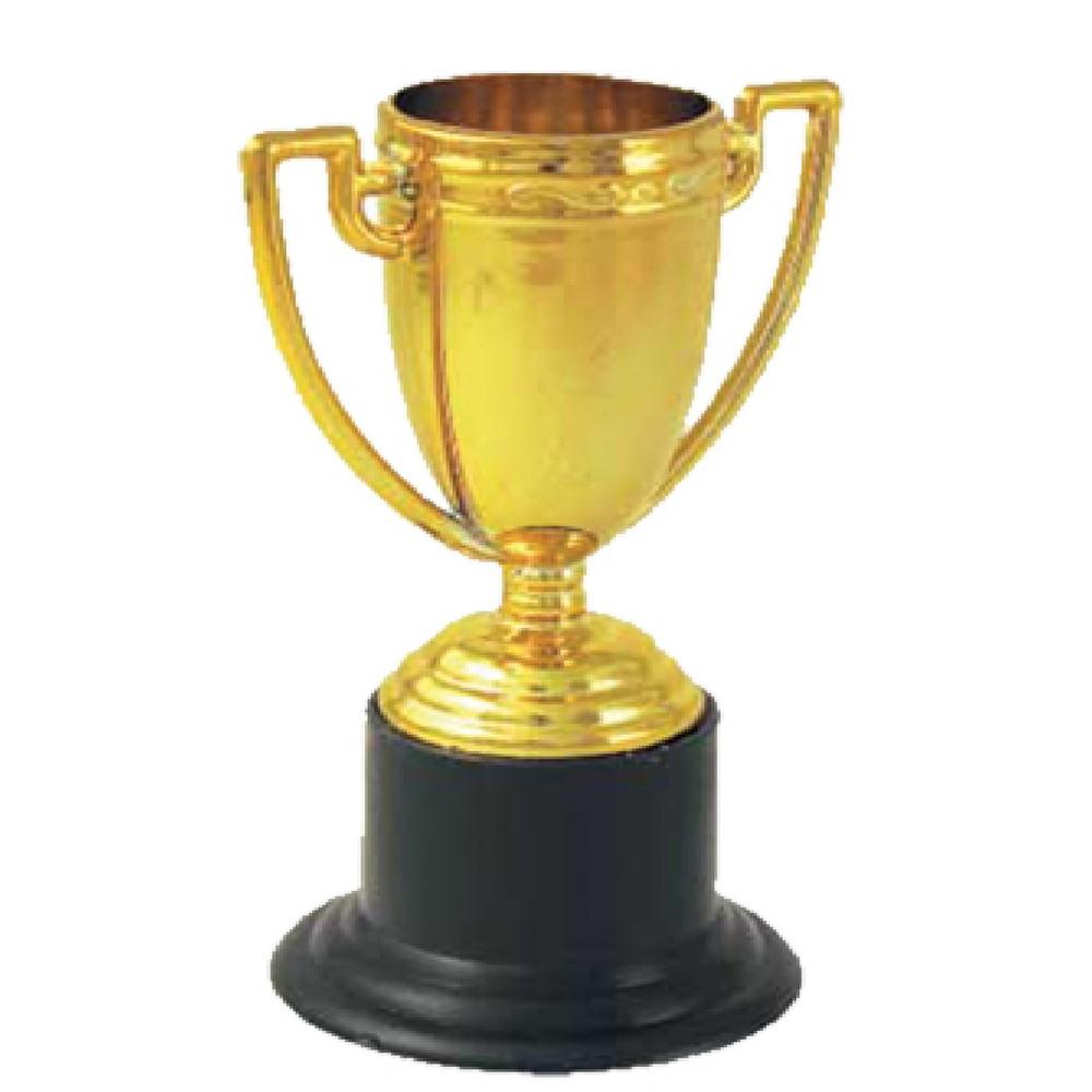 trophy award cup