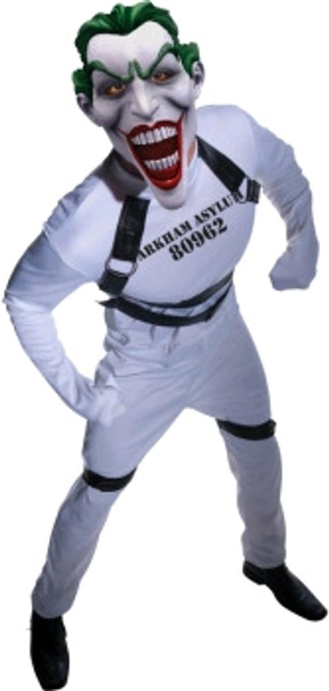 THE JOKER STRAIGHT JACKET Mens Costume