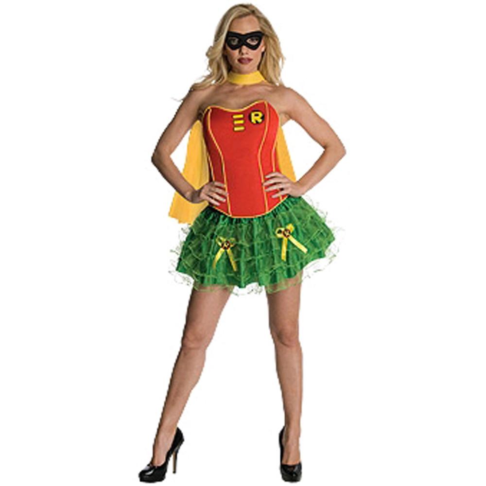 ROBIN CORSET/SKIRT Women's Costume