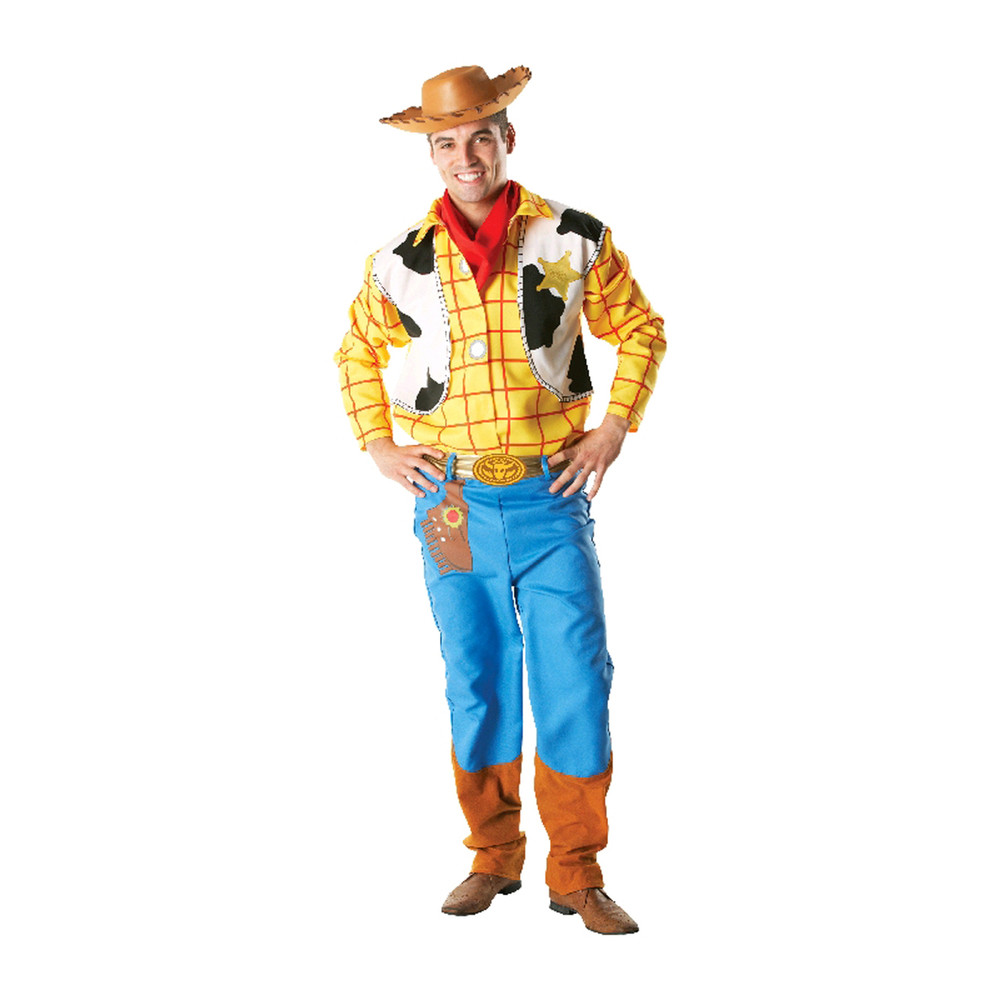 Mens Cartoon Character Costumes for Halloween and Office