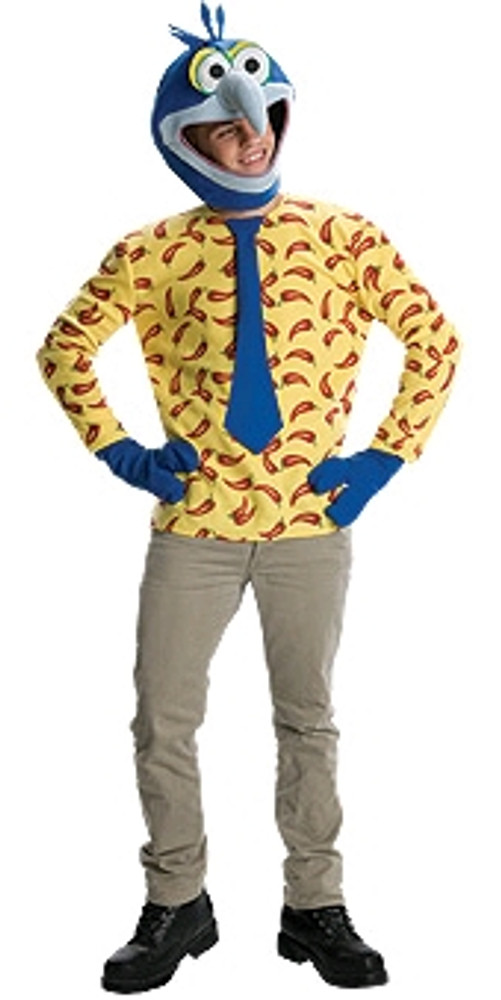 The Muppets - The Great Gonzo Adult Costume