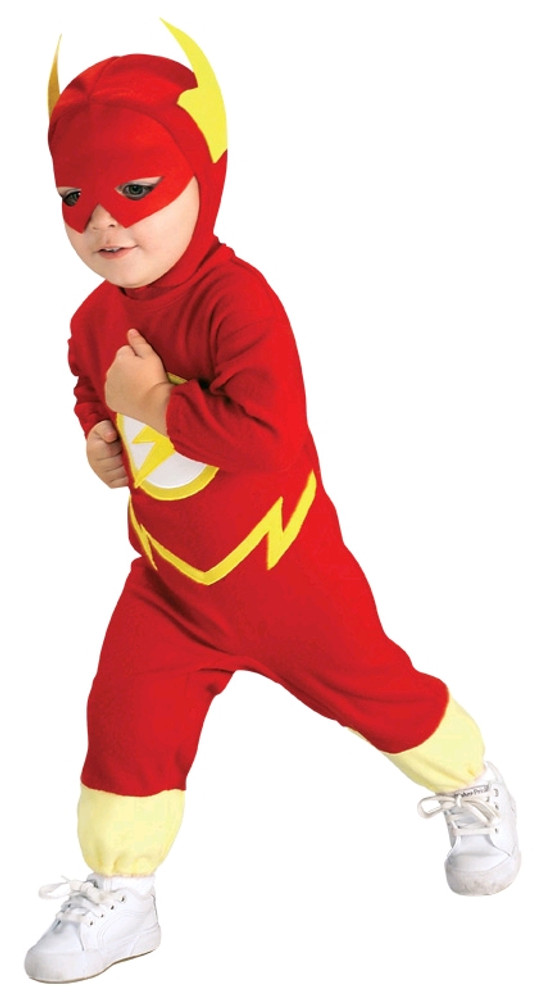 The Flash Infant Costume