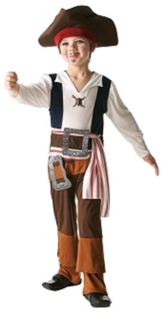 Captain Jack Sparrow Boys Costume