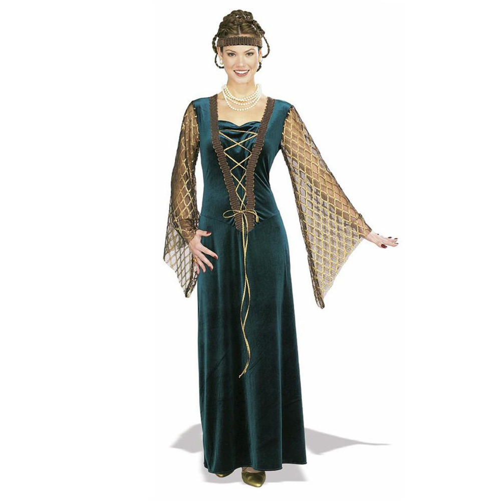 Medieval Lady Guinevere Womens Costume