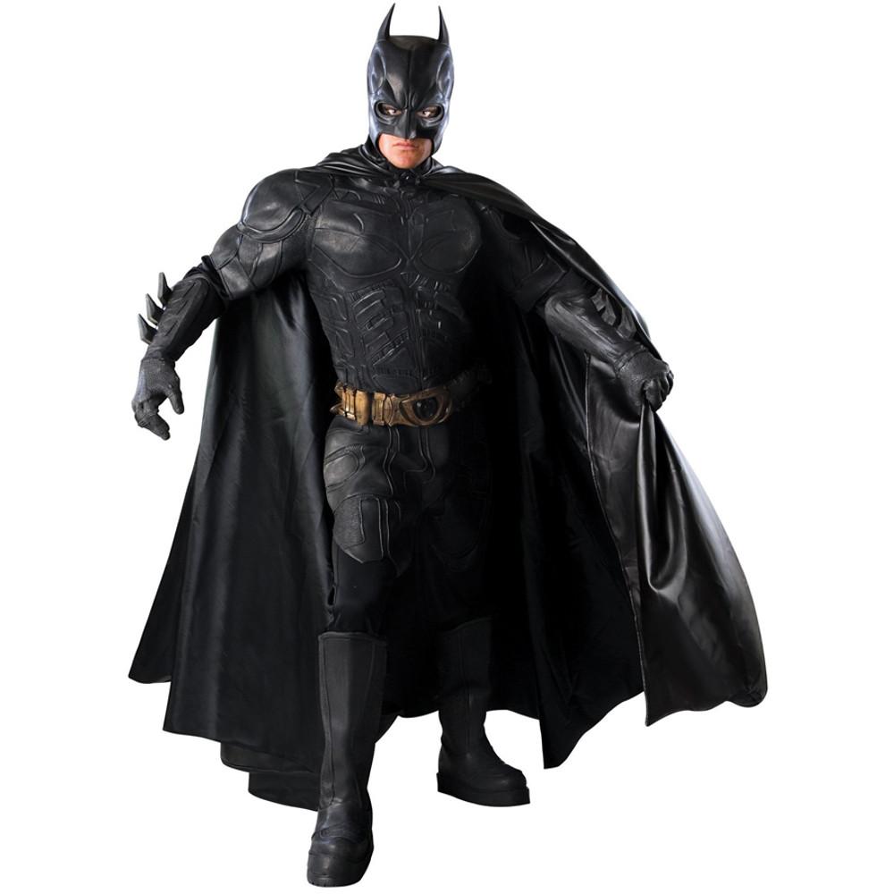 Batman - Dark Knight Rises COLLECTORS EDITION Grand Heritage Mens Costume