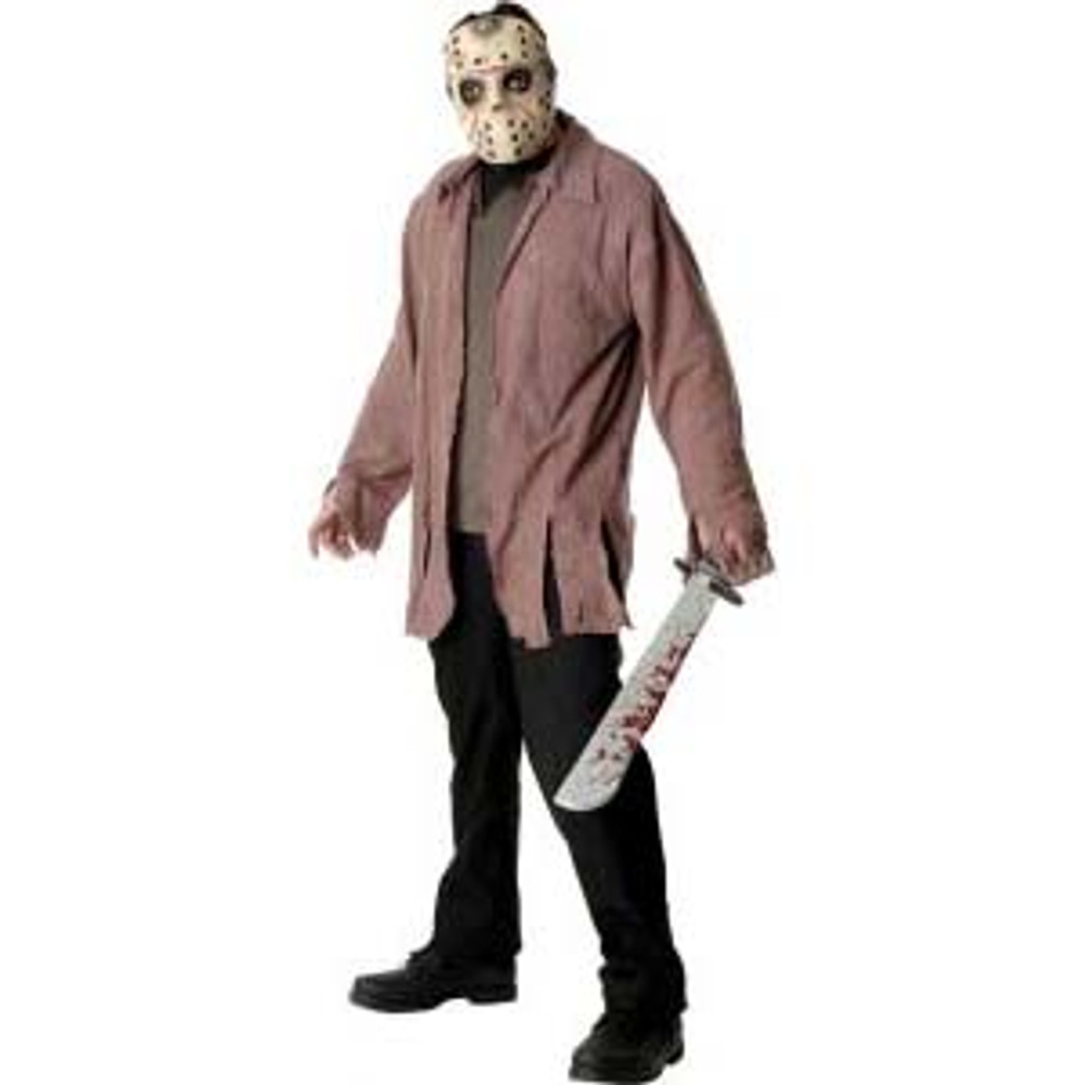 Jason Mens Costumes (from Friday the 13th)