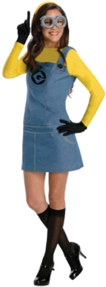 Despicable Me Minions Kids Costumes Book Week Halloween