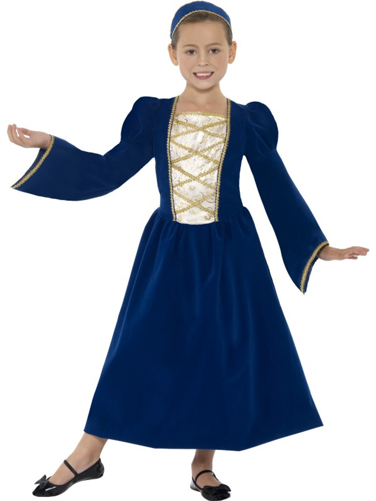 Tudor Princess Girl Costume