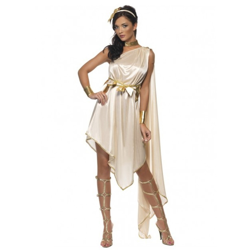 Greek/Roman Goddess Womens Costume