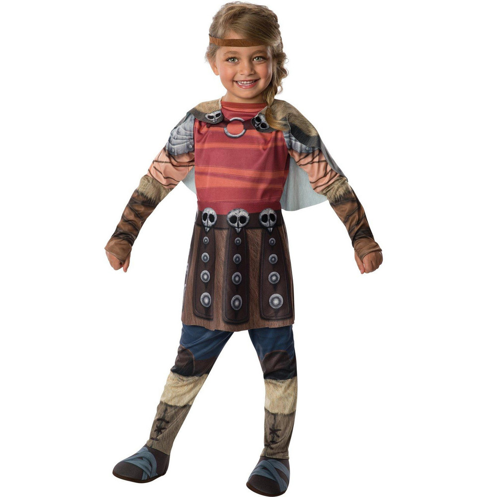 How to Train Your Dragon - Astrid Girls Costume